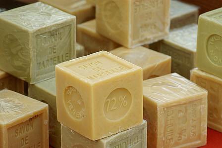 brown soaps