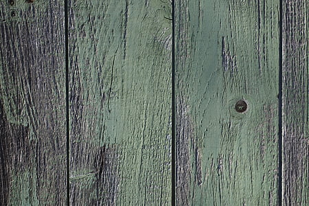 wood, door, texture, green, wooden, weathered
