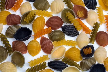 assorted pasta lot