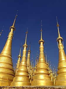 Gold Temple, India