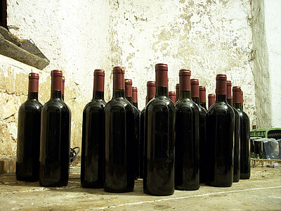 black bottle lot