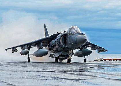 grey fighter plane