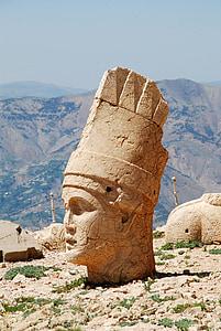 man head statue