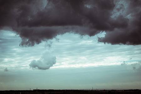 landscape photography of cloudy sky during daytime
