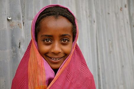 photo of women's red hijab headscarf