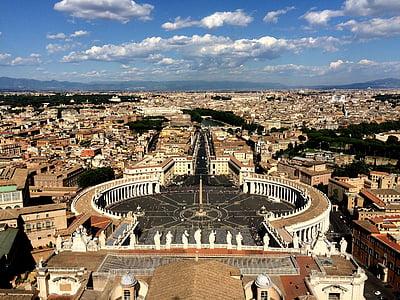 Saint Peter Square, Vatican City