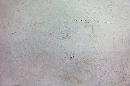 white concrete flooring