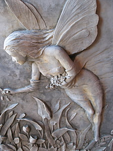 fairy stone carving