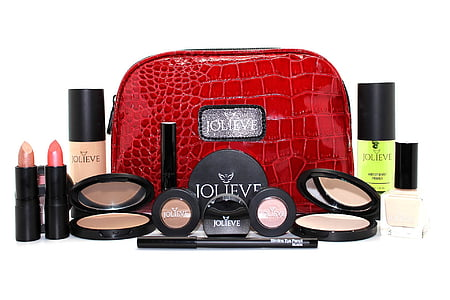 assorted Jolieve cosmetic lot