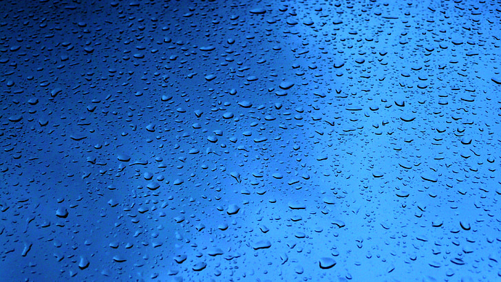 rain, drops, glass, droplets, liquid, drop