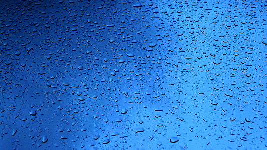 rain, drops, glass, droplets, liquid, drop