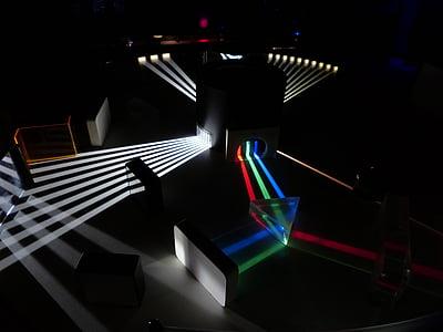bending light device