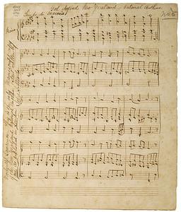 musical composition sheet