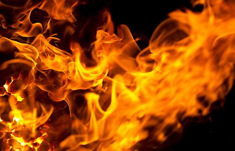 flame wallpaper