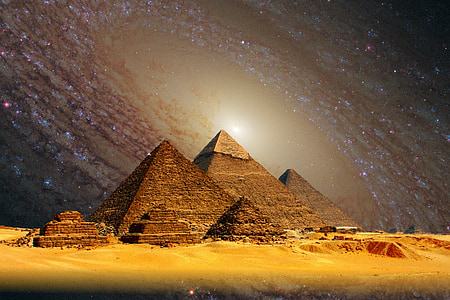 photography of Great Pyramid of Giza