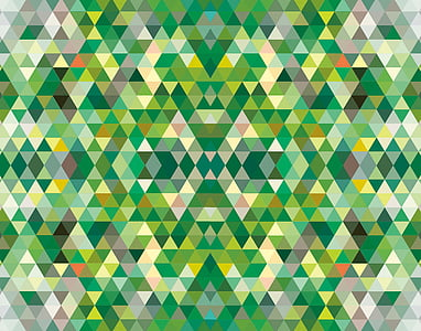 green, white, and black optical illusion wallpaper