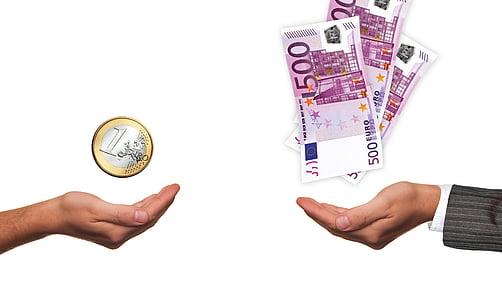 1500 banknotes