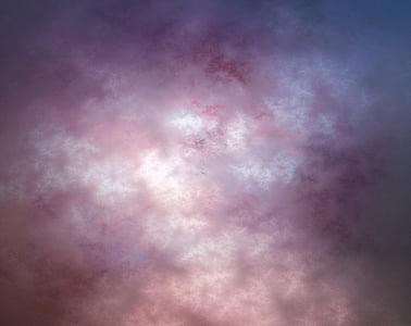 fraktals, nebula, himmel, aphopysis, pink color, backgrounds