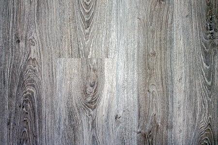 gray parquet floor