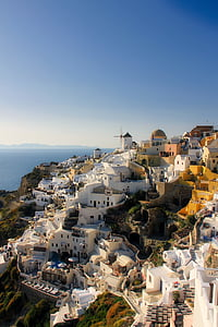 Santorini, Athens Greece