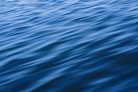 blue water illustration