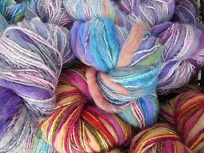 closeup photo of assorted-color tutu wreath