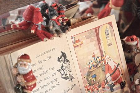 Santa Claus plastic figure