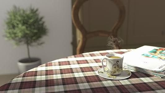 white ceramic cup on sauver
