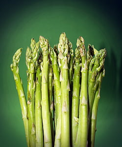 bundle of asparagus