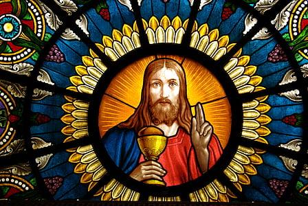Jesus Christ graphic illustration