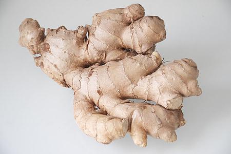 root, ginger, useful, food, organic, freshness