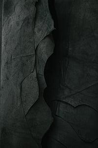 dark, wall, mystery, architecture, design, textured