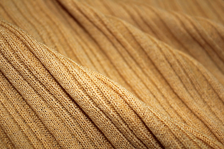 brown striped textile