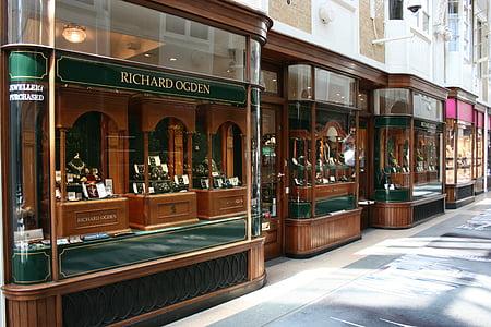 Richard Ogden display store