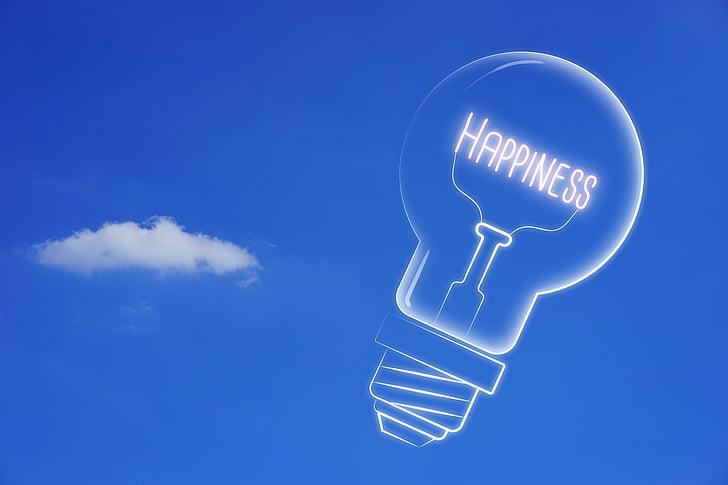 happiness illustration