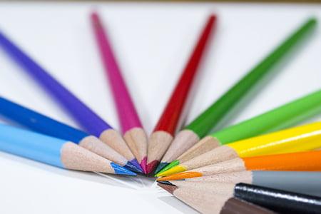 multicolored coloring pen lot
