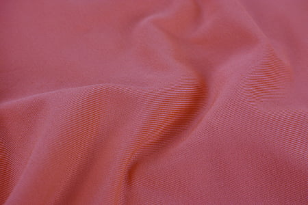 pink fabric textile