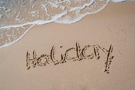 holiday sand art