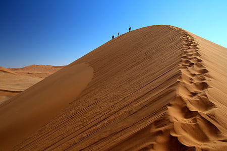 photo of desert