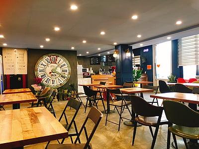 interior photo of restaurant