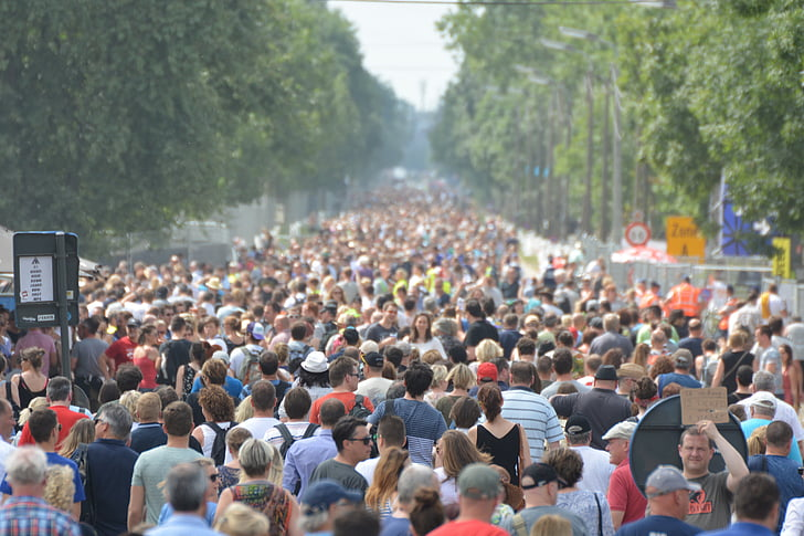 Globálna populácia by mala vrcholiť do roku 2064
