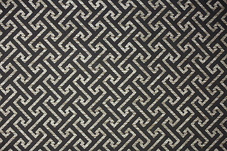 gray and brown textile