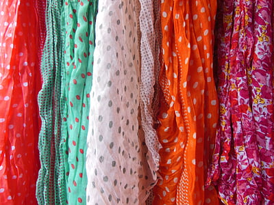 assorted-colored clothes
