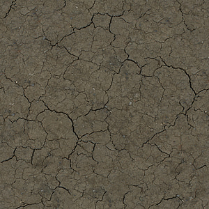 crackled, ground, earth, dry, land, texture