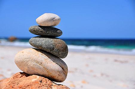 four rocks