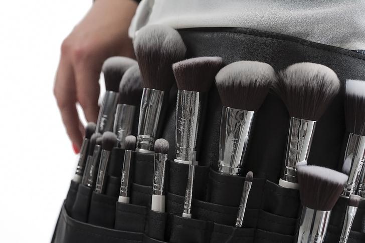 Photo Of Makeup Brush Set