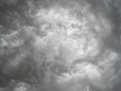 clouds against the sky