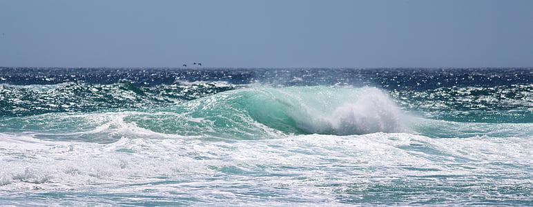 tidal wavews