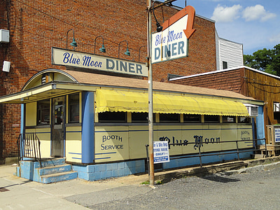Blue Moon Diner store