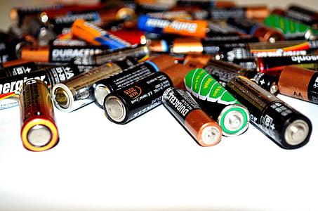 battery lot